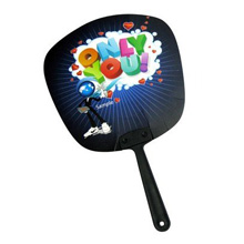Paper Hand Fan Printing Promotion