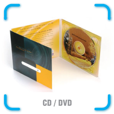 CD & DVD Printing Services