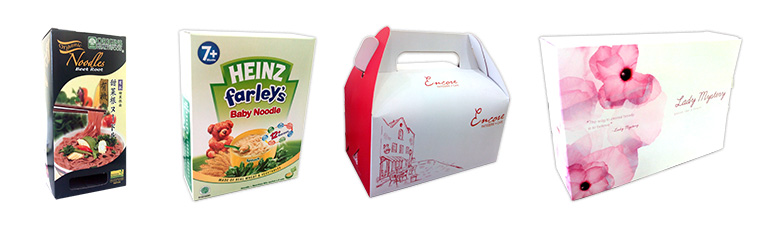 Product Packaging Printing Services