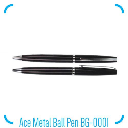 Ace Metal Roller Ball Pen BG-0001