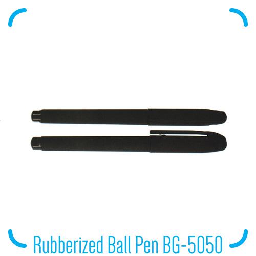 Rubberized Ball Pen BG-5050