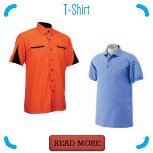 Corporate T-Shirt Printing & Embroidery Services