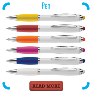 Promotional Ball Pen Printing