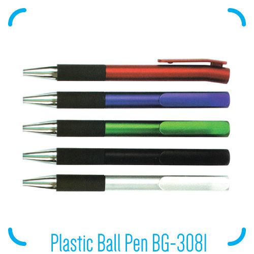 Plastic Ball Pen BG-3081