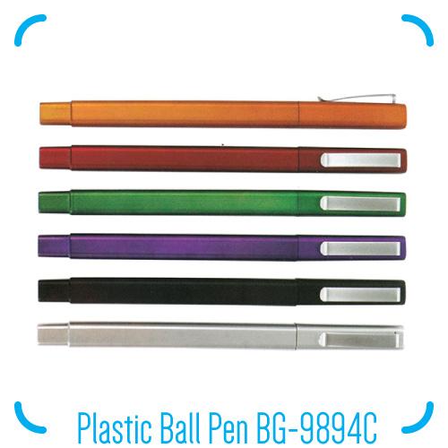 Plastic Ball Pen BG-9894C