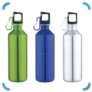 Stainless Steel Bottle Printing Servicves