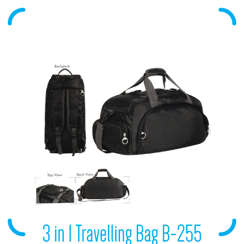 3 in 1 Travelling Bag B-255