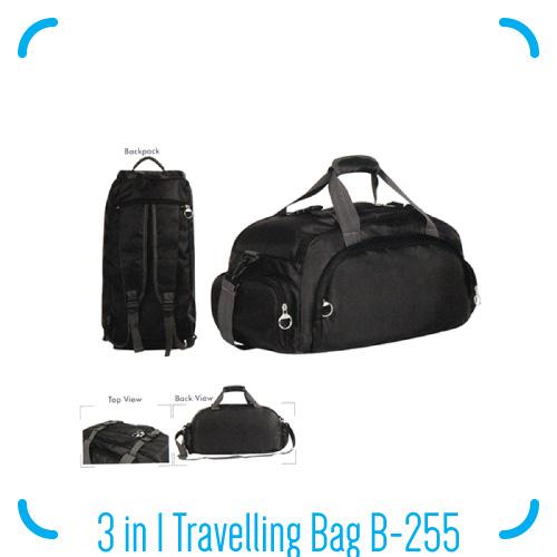 3 in 1 Travelling Bag B-255