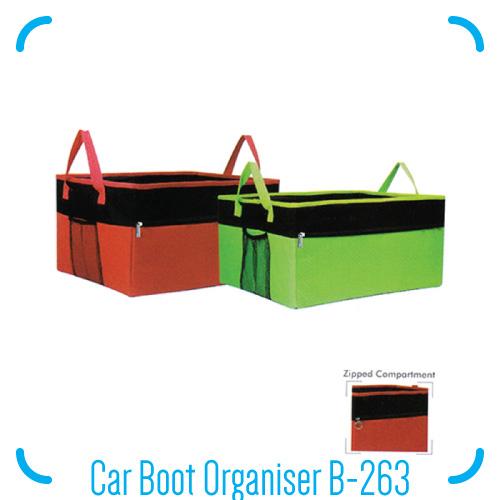 Car Boot Organiser B-263