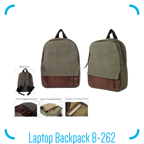 Laptop Backpack B-262