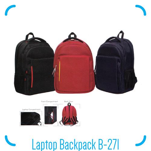 Laptop Backpack B-271