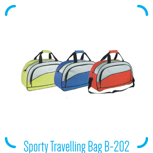 Sporty Travelling Bag B-202