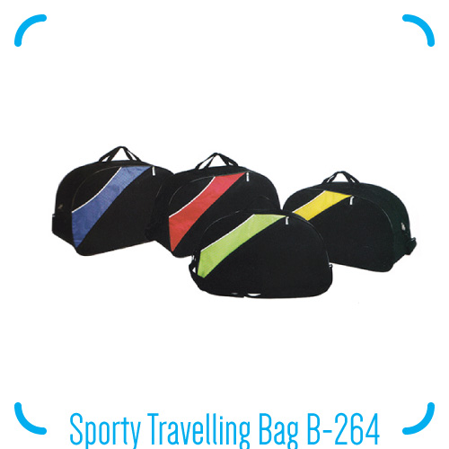 Sporty Travelling Bag B-264