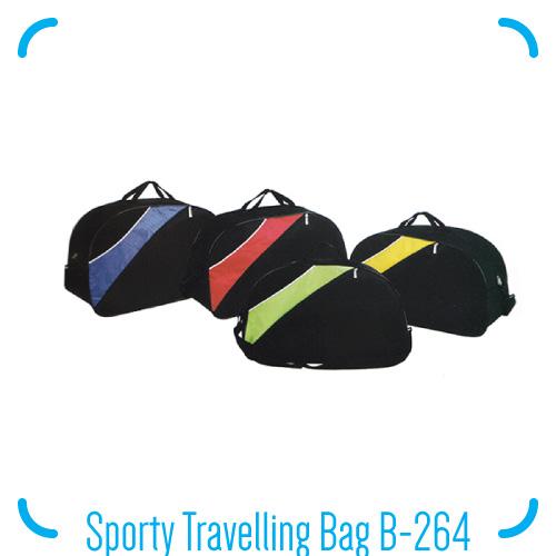 Sporty Travelling Bag B-264