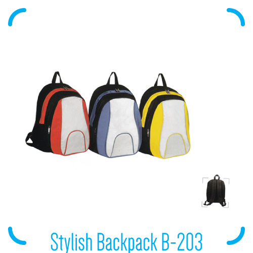 Stylish Backpack B-203