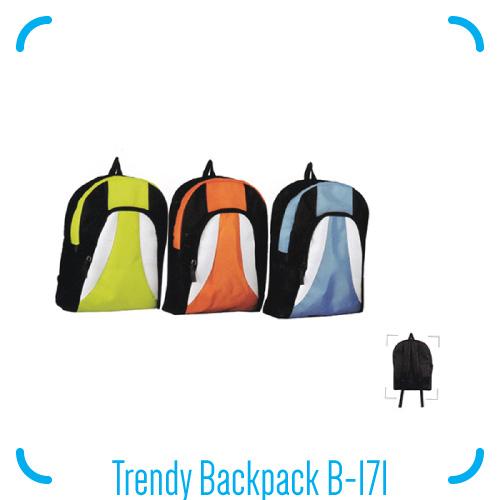 Trendy Backpack B-171