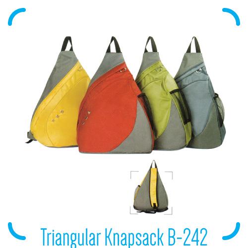 Triangular Knapsack B-242