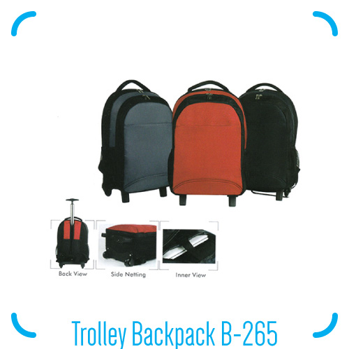 Trolley Backpack B-265