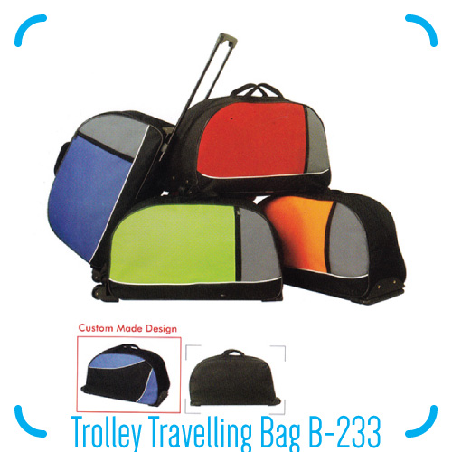 Trolley Travelling Bag B-233