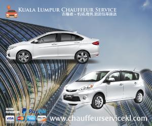 Limousine & Chauffeur Services Kuala Lumpur Malaysia