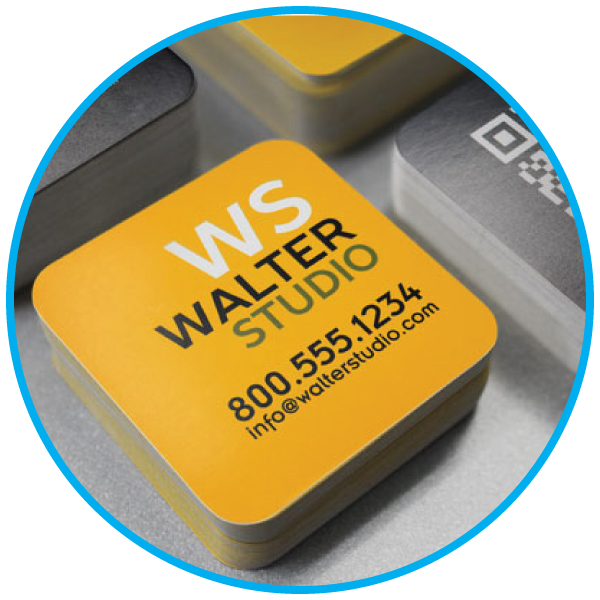 Business Card Custom Size Printing Services