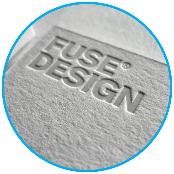Business Card Deboss Printing Services