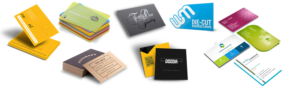 Business Card Offset Printing Services Malaysia