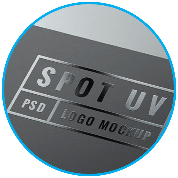 Business Card Spot UV Printing Services Malaysia