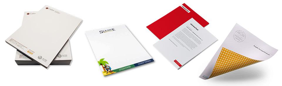 Company Letterhead Printing Services Malaysia