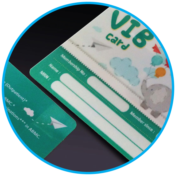 Plastic Business Card Printing Services Malaysia