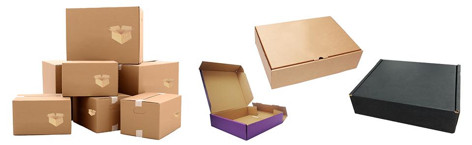 Corrugated Carton Box Printing Services Malaysia